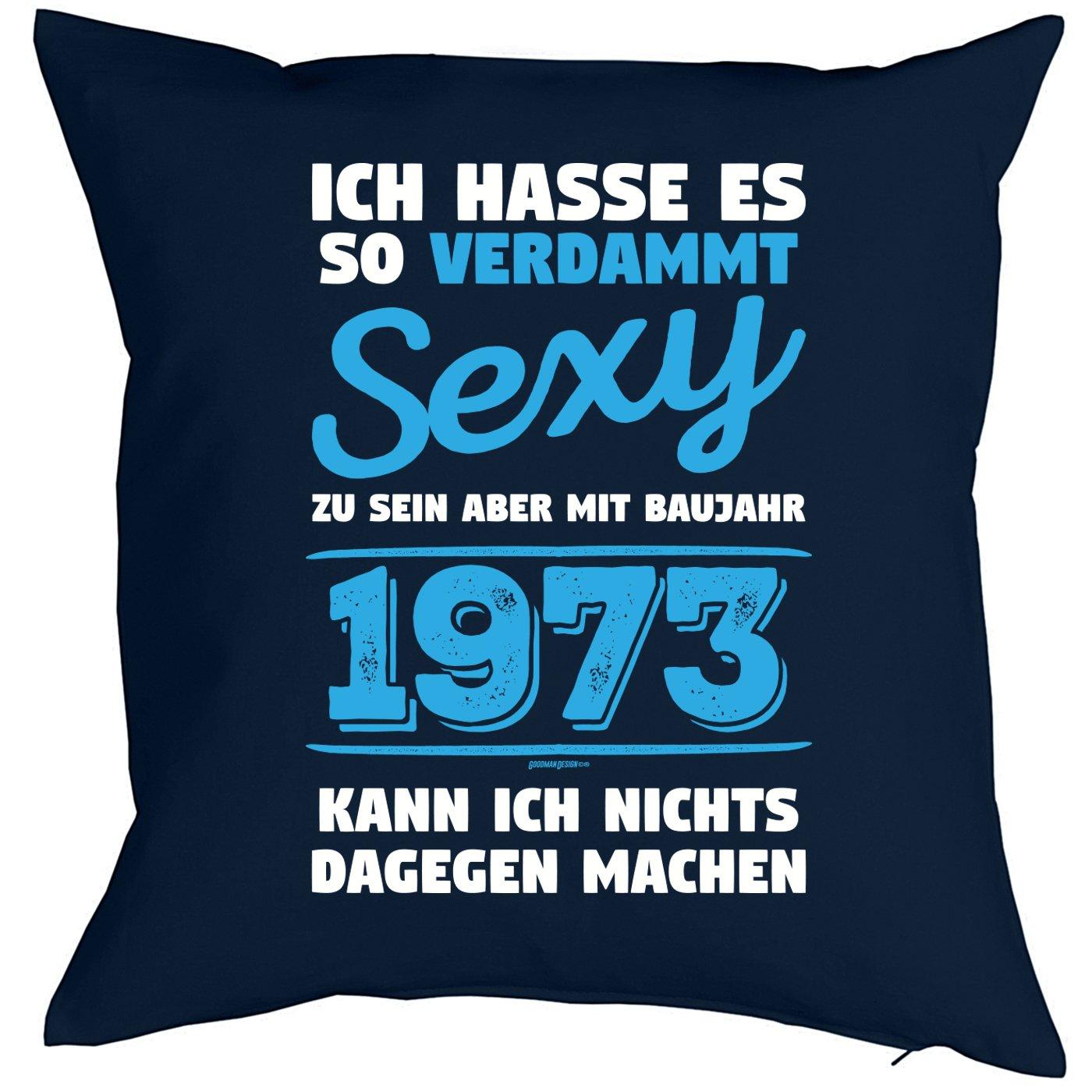 alemán de cojín para 45 Cumpleaños - Idea de Regalo ...