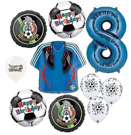 Amazon.com: Ultimate Futbol de fútbol evento 8º cumpleaños ...