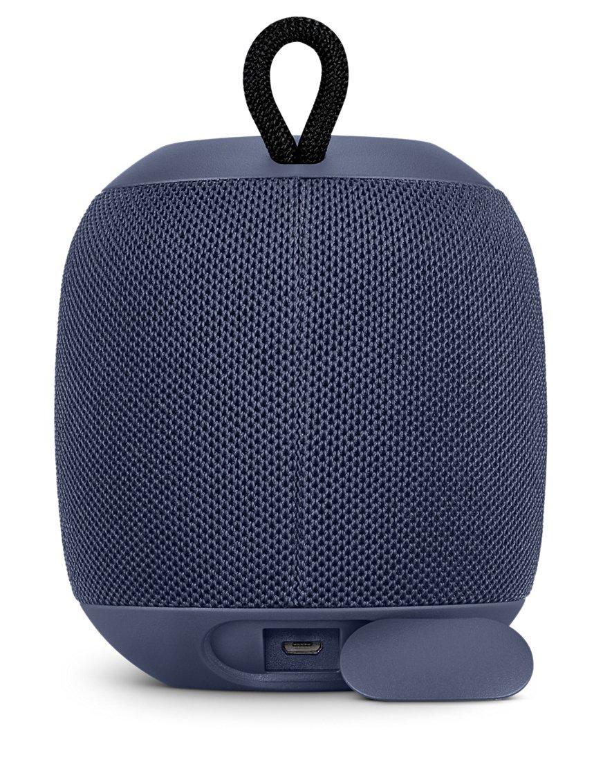 Ultimate Ears WONDERBOOM Waterproof Super Portable Bluetooth Speaker – IPX7 Waterproof – 10-hour Battery Life – Midnight Blue by Logitech (Image #4)