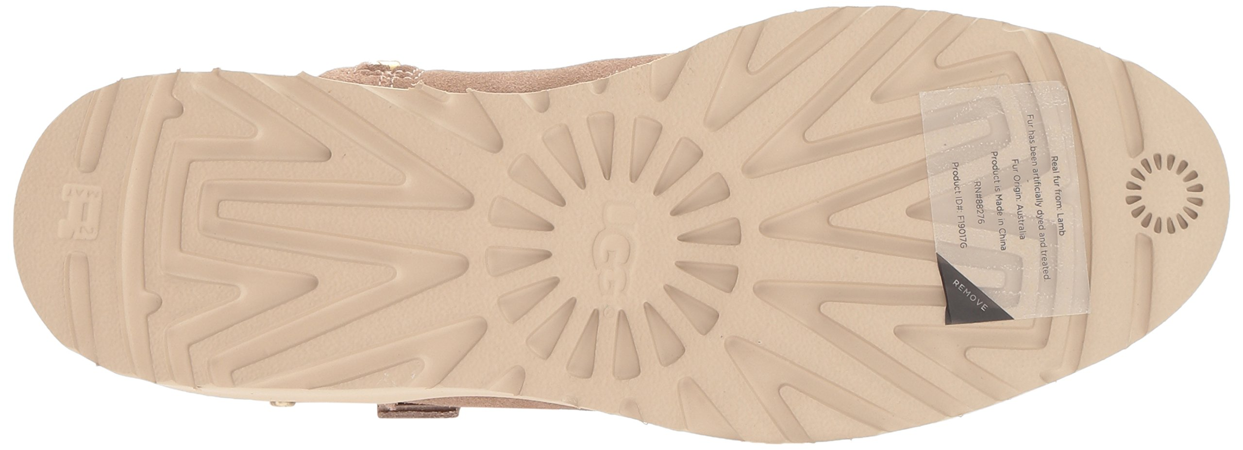 UGG Women's Aysel Winter Boot, Fawn, 7.5 M US by UGG (Image #3)