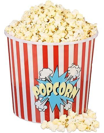 MCM Bol Palomitas Popcorn 6.8 l polypropileno (Plástico Duro)