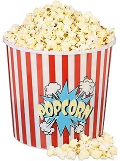 MCM Bol Palomitas Popcorn 2.8 l polypropileno (Plástico Duro) (2.8 litros)