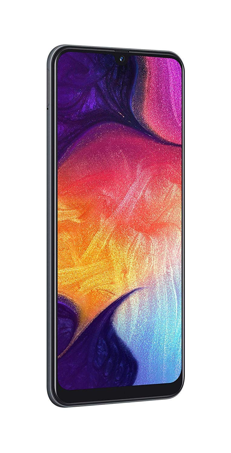 Samsung Galaxy A50 SM-A505G 64GB 4GB RAM 25 MP 6.4 Factory Unlocked Blue