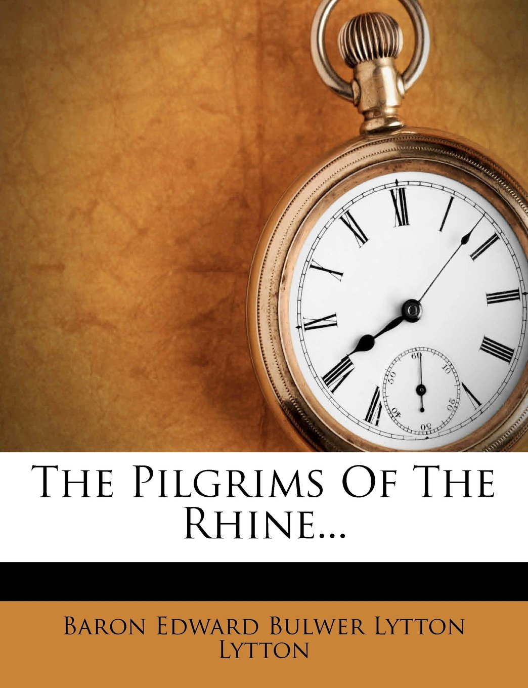 Download The Pilgrims Of The Rhine... pdf epub