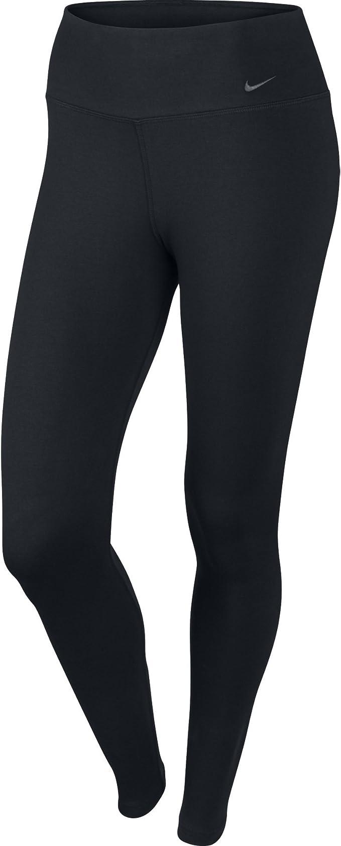 Nike Legend 2.0 Poly Running Tights, Black/Cool Grey