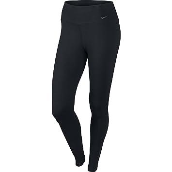 Nike Herren Laufcapri Legend 2.0 Tights Dri-Fit Running Strümpfe L  schwarz weiß ( c16eec54336