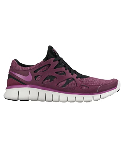 NIKE Damen Laufschuhe Free Run 2 EXT lila 40,5: Amazon
