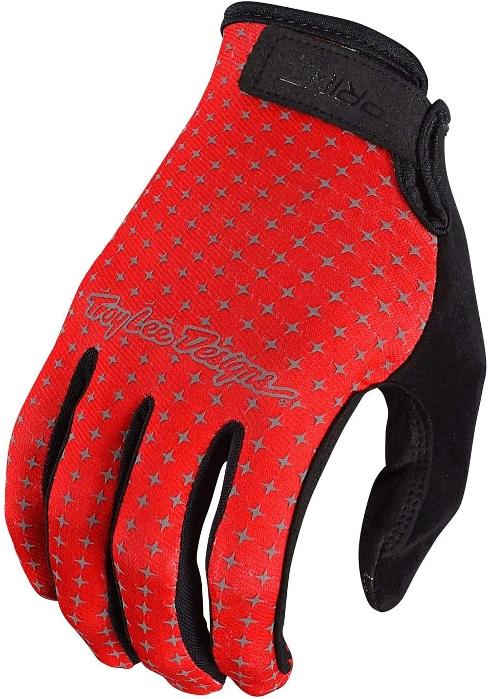Guantes largos Troy Lee Designs Sprint rojo//negro 2017