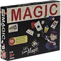 NHRMansa Ji's Facination Magic Kit with 65 Tricks