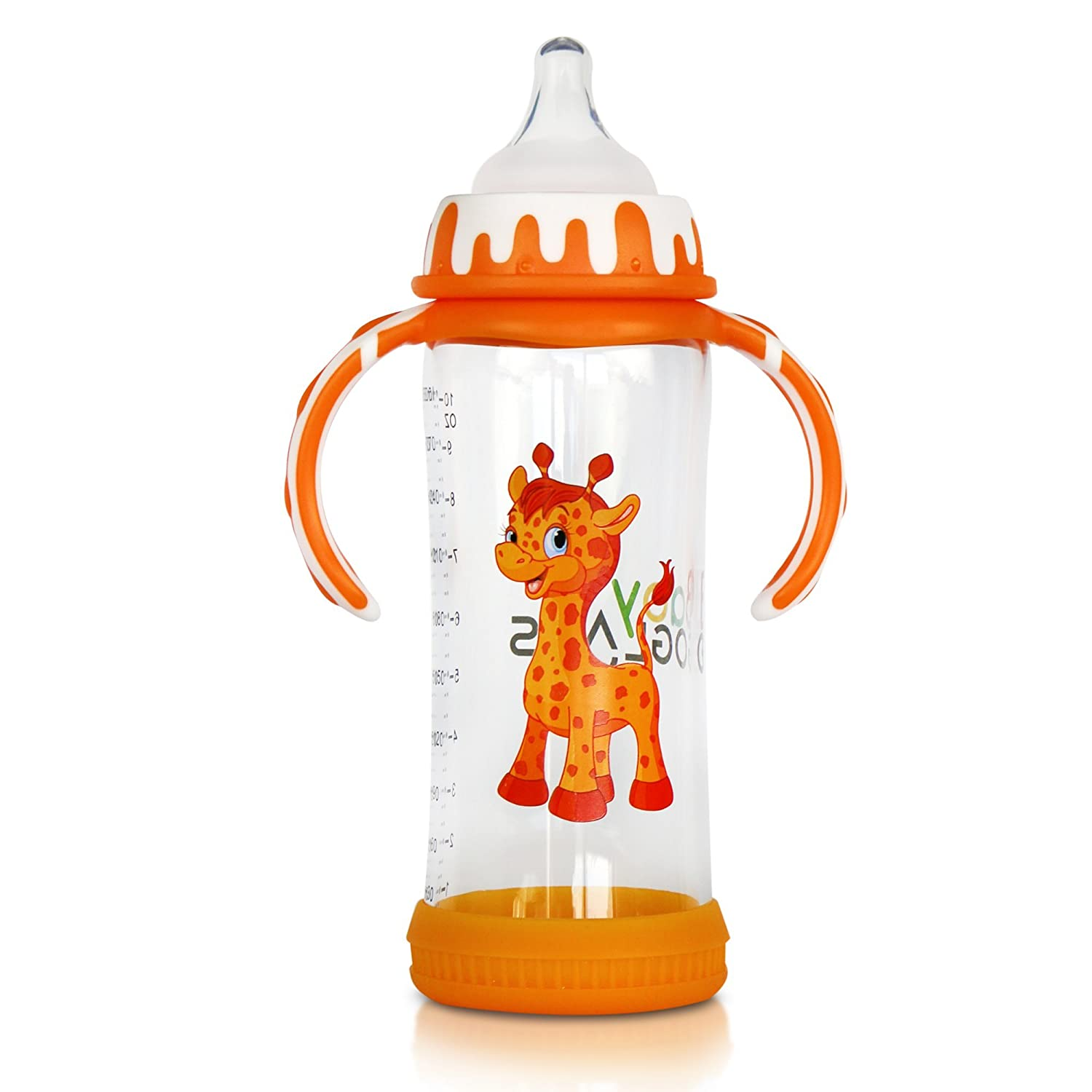 Top 9 Best Glass Baby Bottles For Infants (2020 Reviews) 9