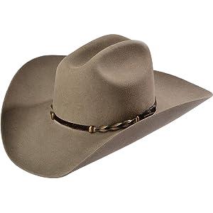 ce8a6a9a408 Montecarlo   Bullhide Hats - PISTOL PETE - 6X Premium Wool Western ...