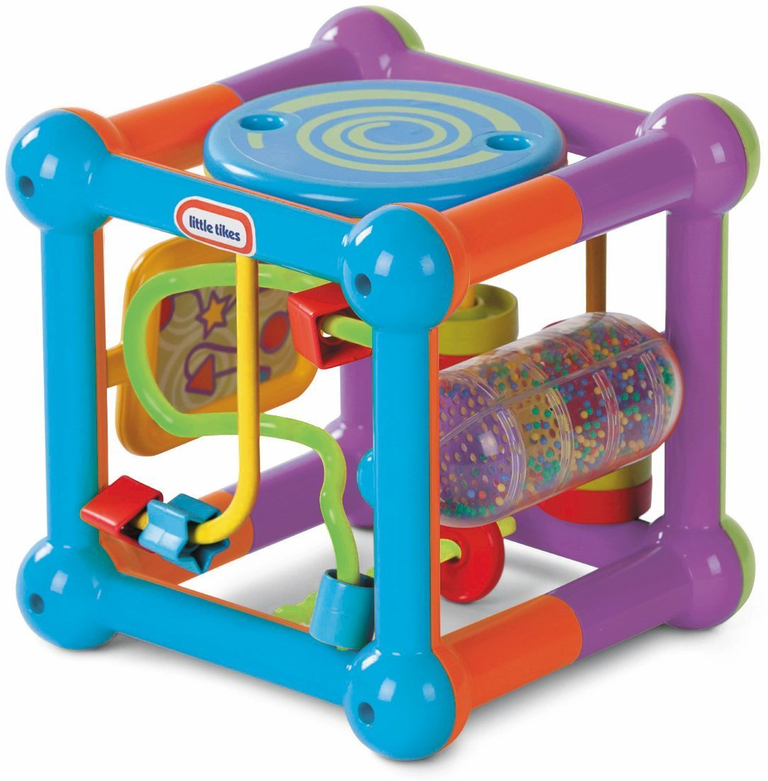 Amazon.com: Little Tikes Little Tikes Play Cube: Toys & Games