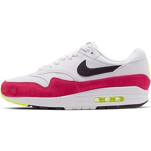 | Nike Air Max 1 AH8145 111 WhiteBlackVoltRush