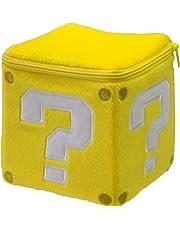 Little Buddy Super Mario Bros 5-Inch Coin Box Plush