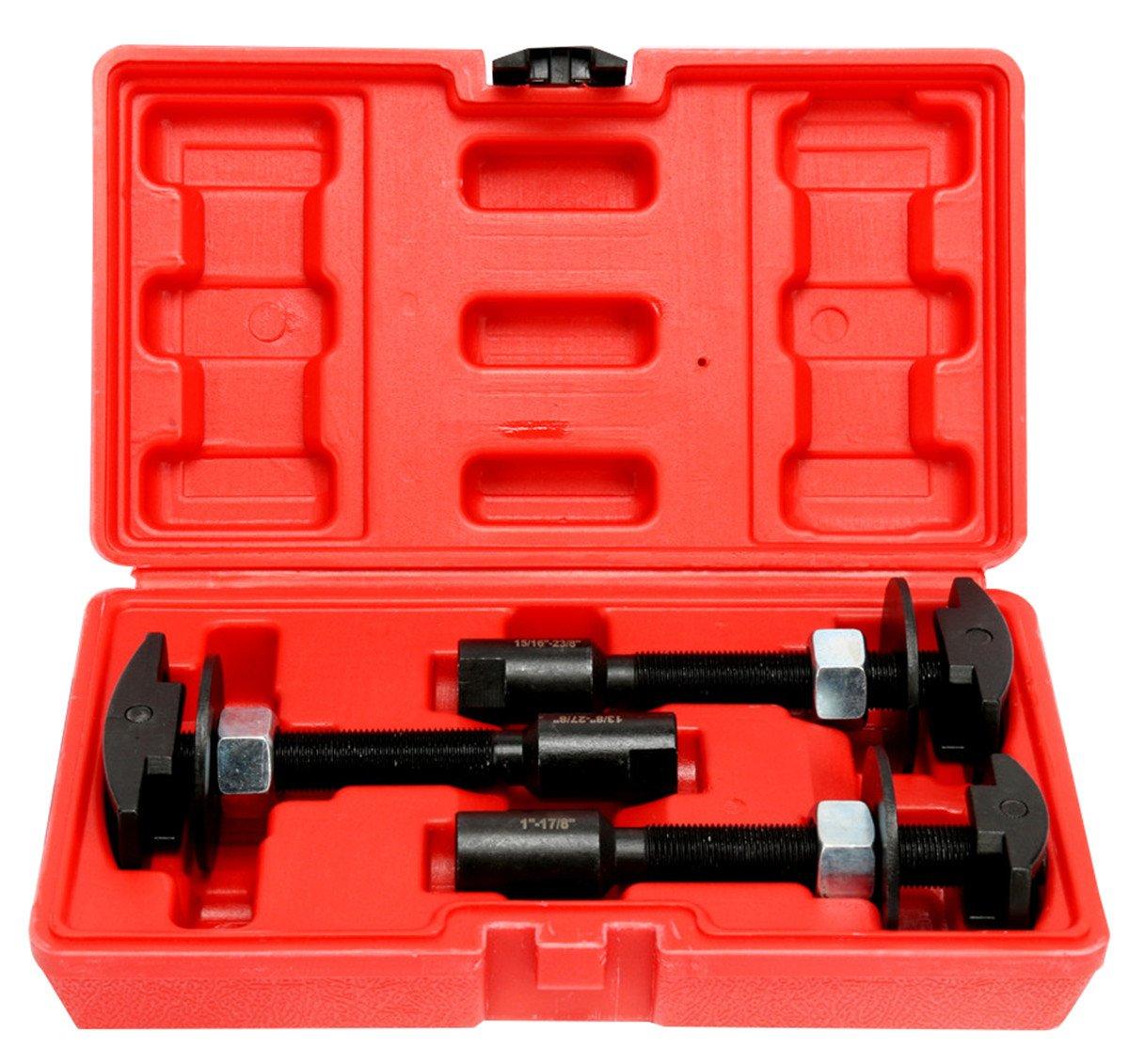 8milelake Rear Axle Bearing Puller Extractor Installer Set Kit Service Repair Slide Hammer