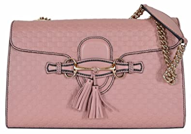 699414a8e1c Image Unavailable. Image not available for. Color  Gucci Women s Micro GG Guccissima  Leather Emily Purse Handbag ...