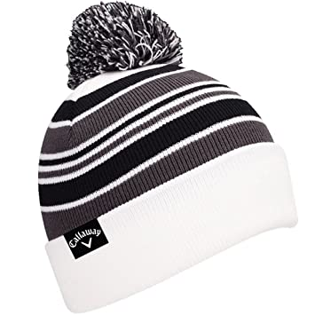 552f9c74e1a  quot NEW 2017 quot  CALLAWAY RETRO POM POM WINTER GOLF THERMAL BEANIE   HAT  ALL