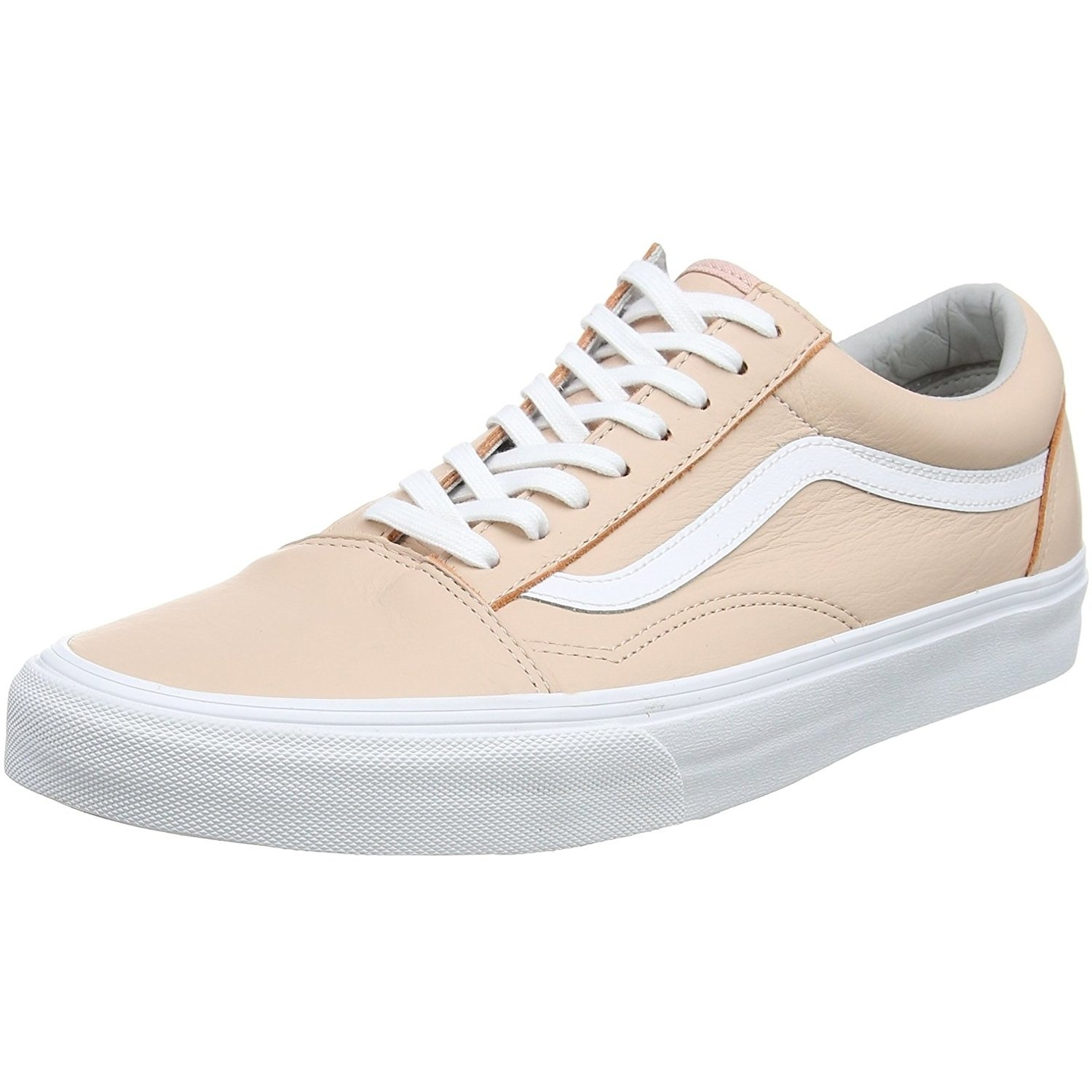 Vans UA Old Skool Evening Sand Leather 6.5 D(M) US Men / 8 B(M) US Women