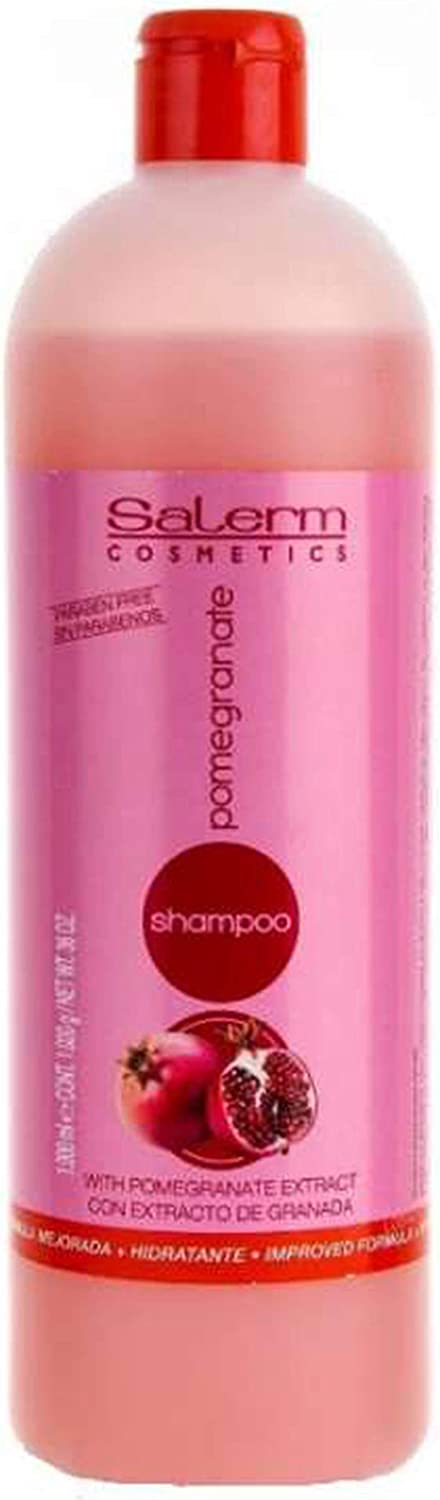 Salerm Cosmetics Champú Pomegranate - 1000 ml