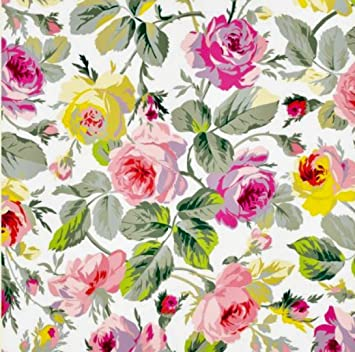 Amazon anna griffin gift wrap paper wrapping roll grace floral anna griffin gift wrap paper wrapping roll grace floral in white mightylinksfo