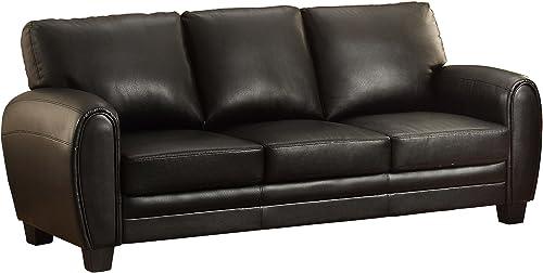 Homelegance Rubin 85″ Bonded Leather Sofa