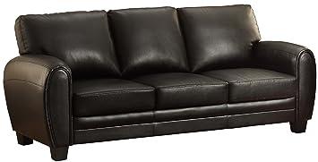 Amazon.com: Homelegance 9734BK-1 sillón de un cuerpo ...