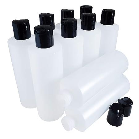 Kelkaa - Botellas de plástico de alta densidad, resistentes ...