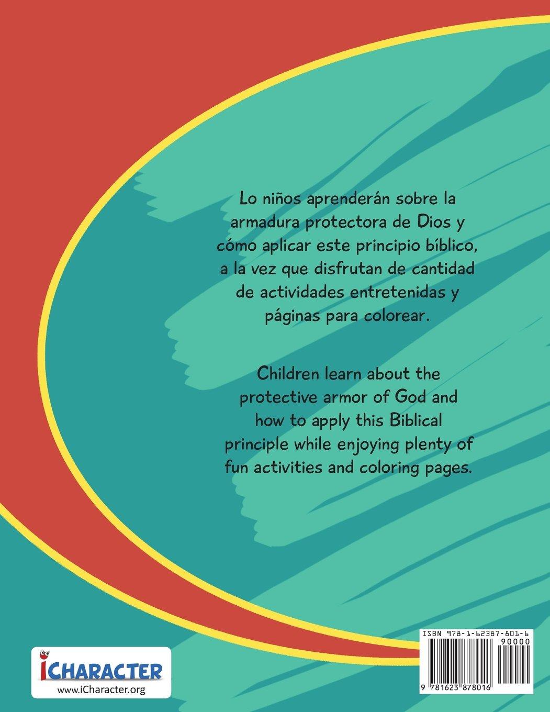 Efesios 6, Ephesians 6 - Bilingual Coloring and Activity Book: La ...