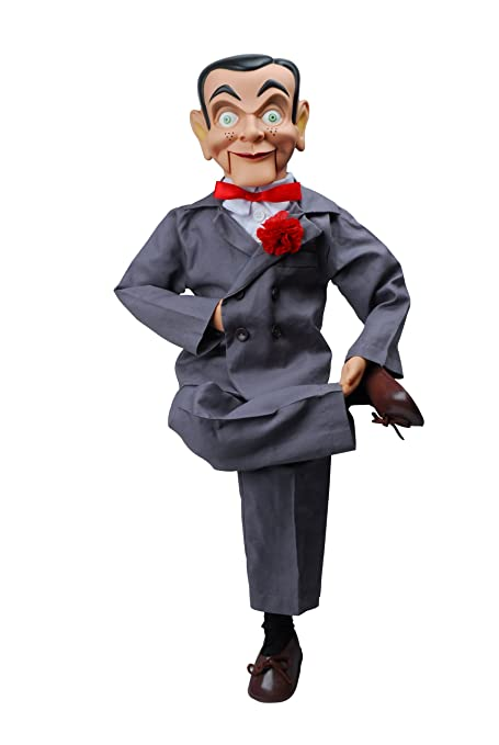 Amazon slappy dummy ventriloquist doll star of goosebumps slappy dummy ventriloquist doll star of goosebumps famous ventriloquist dummy has ccuart Image collections