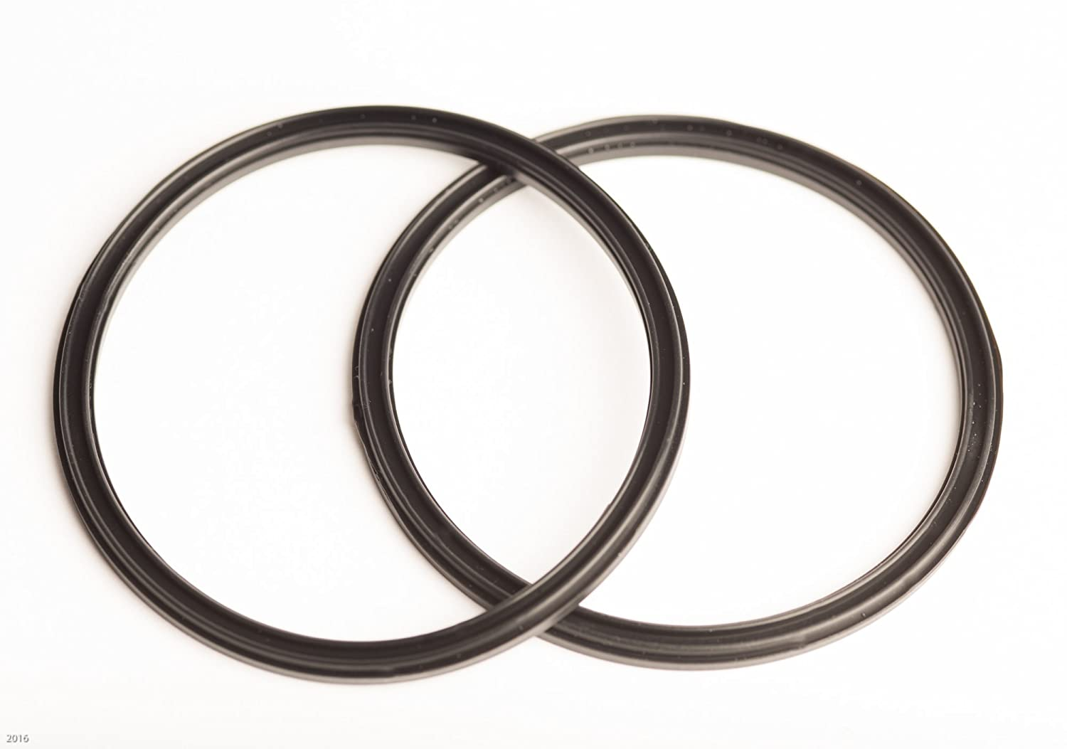 2 Pack New OEM Replacement Rubber Lid Seals for 10, 12, 16, and 20 ounce Insulated Stainless Steel Tumblers Such Yeti RTIC Ozark Trail Mossy Oak Atlin Beast