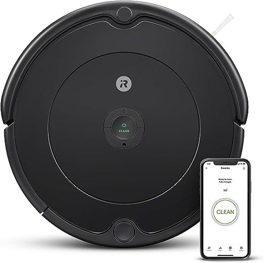 iRobot Roomba 692 Robot Aspirador con conexión Wi-fi, Eficaz en ...