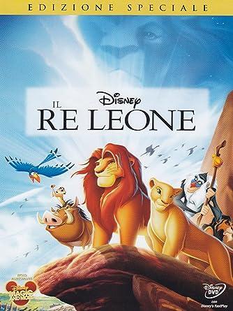 Il re leone edizione speciale : amazon.it: roger allers: film e tv