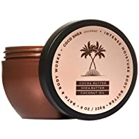 Bath and Body Works COCOSHEA COCONUT Intense Moisture Body Butter 8 Ounce (2018...