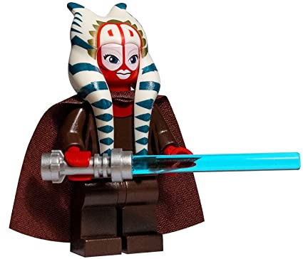 amazon com lego star wars clone wars minifigure shaak ti with