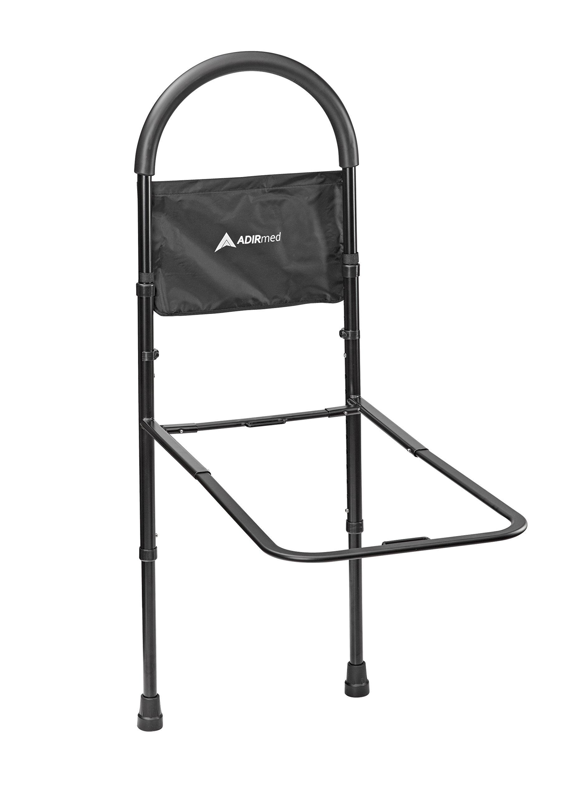 Adirmed Height Adjustable Bed Rail Bed Assist Handle