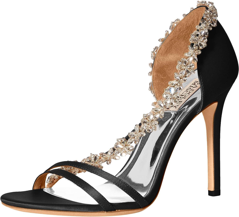Badgley Mischka Women's Voletta Heeled Sandal