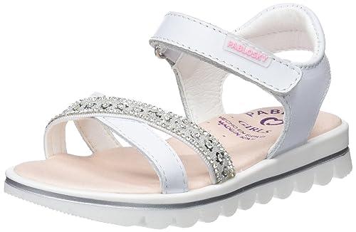 4c1cd98d9bde Pablosky Girls  455200 Open Toe Sandals  Amazon.co.uk  Shoes   Bags