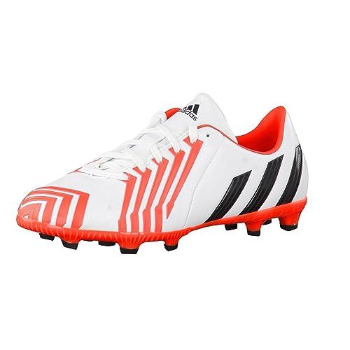 wholesale dealer e97dd 05528 adidas Predator Absolado Instinct FG Boys Football Boots, White