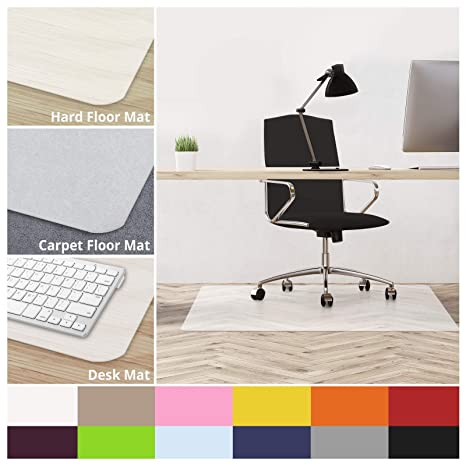 Amazon Com Casa Pura Office Chair Mat Hardwood Floor 30 X48