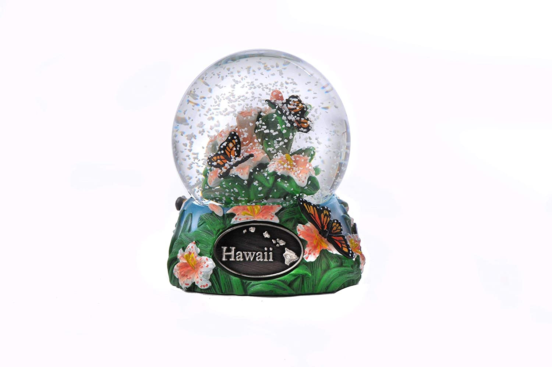 65 MM 29 Tonight Hawaii Snow Globe Great Gift Glass Globe