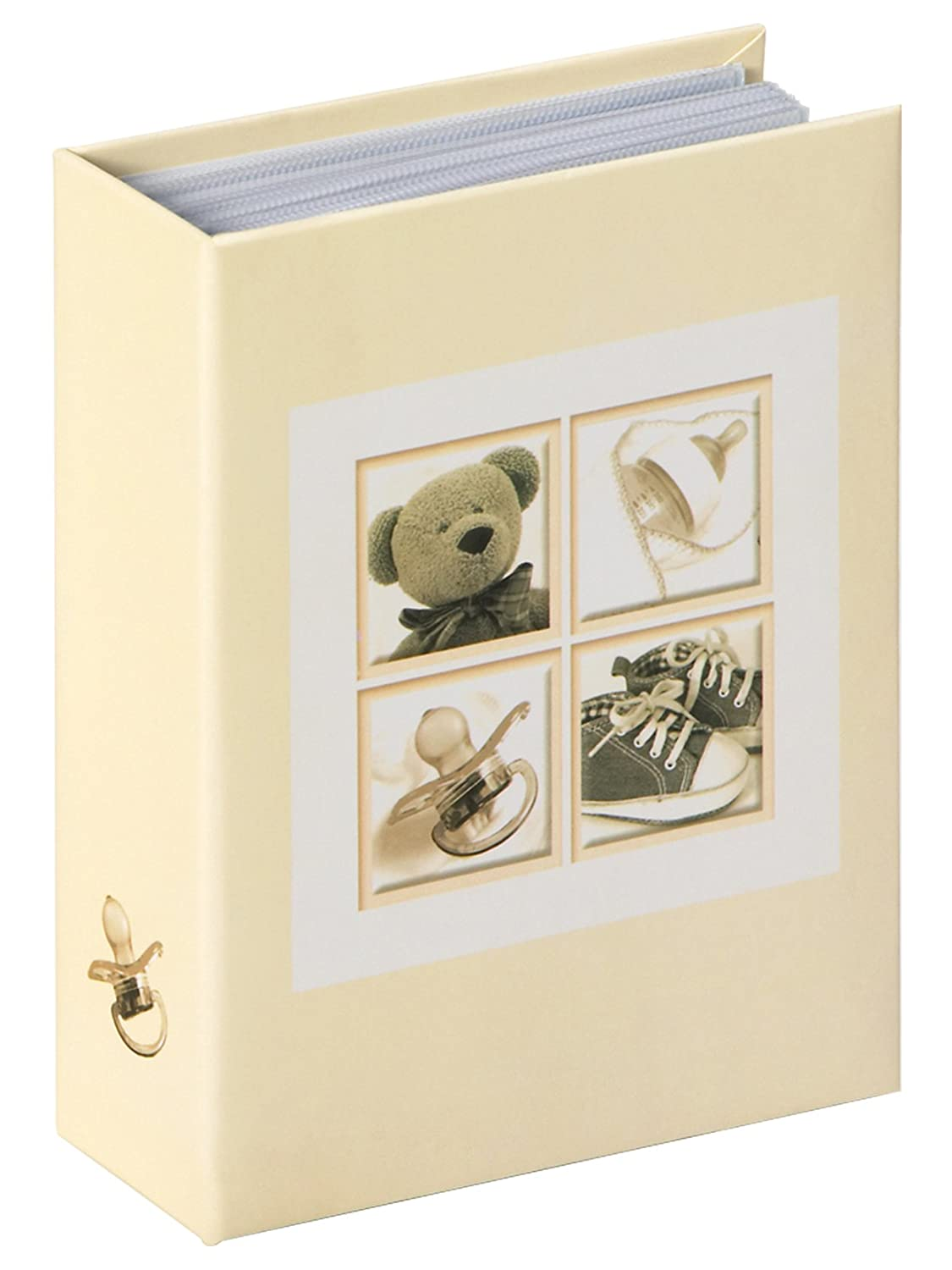 Walther TB-174 journal personel pour bébé Sweet Things, jaune Walther Design