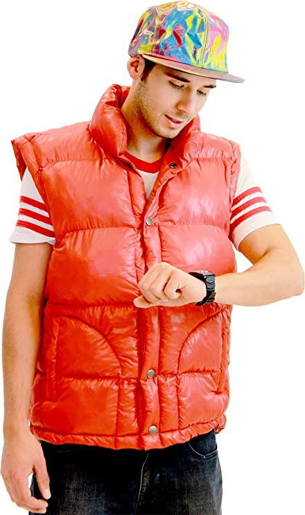 Back to the Future 2 Marty McFly Costume Set