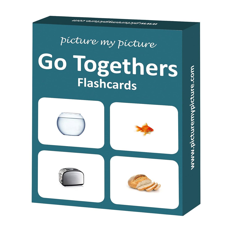 prepositions flash cards 40 positional language photo