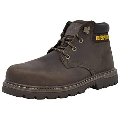 Caterpillar Men's Outbase Waterproof Steel Toe Boot | Industrial & Construction Boots
