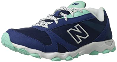 New Balance Womens WL661 Low Top Lace Up Running Sneaker Navy Size 8.0