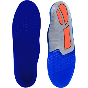 reliable Spenco Total Support Gel Shoe Insoles
