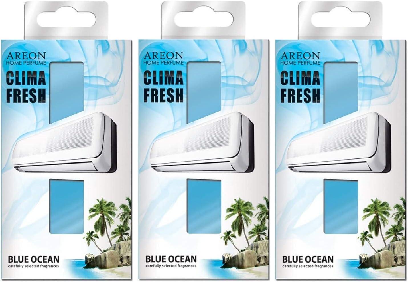 Areon Clima Fresh Ambientador Océano Azul Casa Aire Acondicionado ...