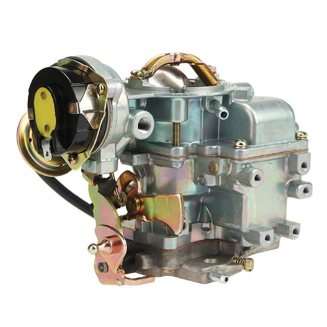 POWLAB Carburetor Type Carter for 1965-1985 Ford F300 YFA 1 Barrel Automatic Choke Ford 4.9L 300 Cu I6