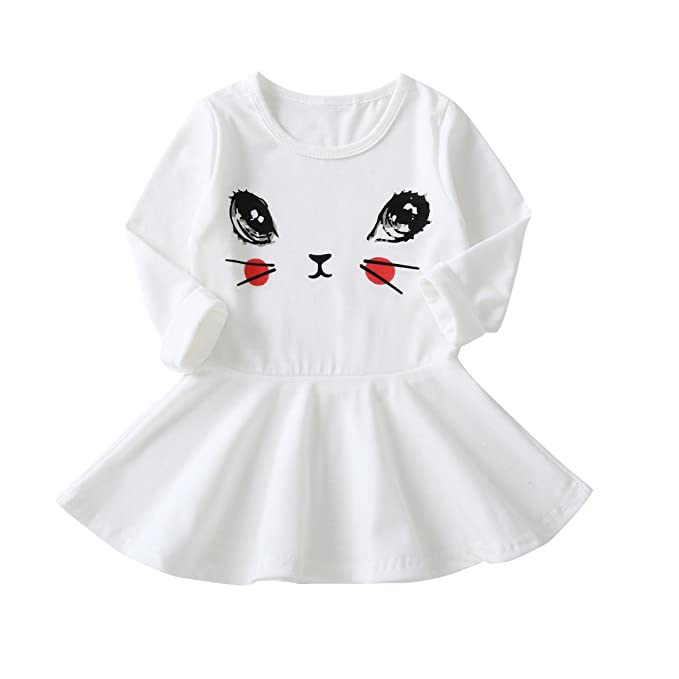 Amazon.com: MLCHNCO - Vestido de manga larga plegable para ...