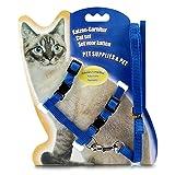 ONSON Cat Harness Leash, Adjustable H harness Nylon